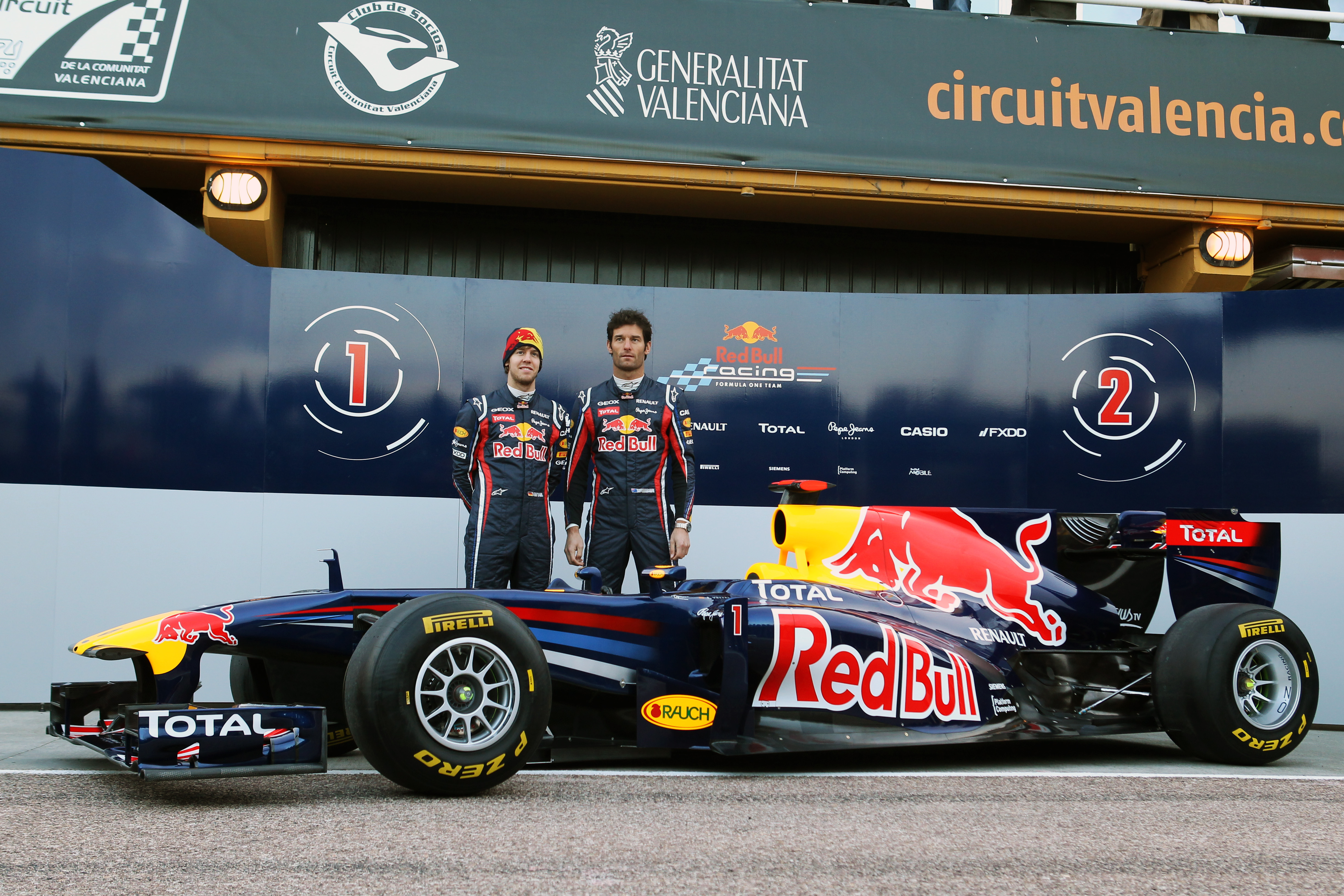 Red Bull Rb7 Themotorsportarchive Com