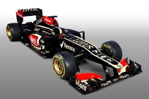 © Lotus F1.