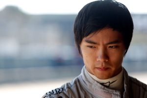 Qinghua tested at Jerez. © Alastair Staley/GP2 Series Media Service