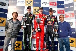 © FIA European F3 Championship.