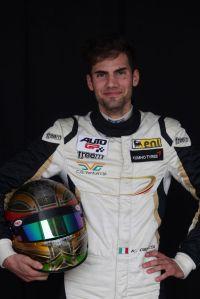 Kevin Giovesi. © Auto GP World Series