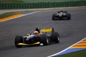 Markus Pommer. © Auto GP World Series