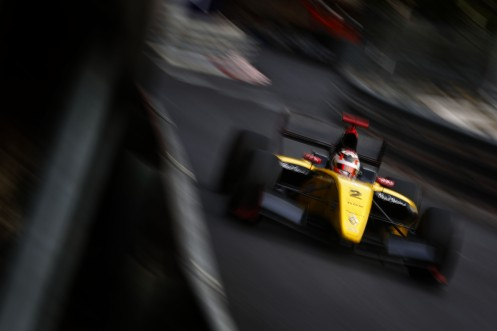 Nato was superb in Monaco. © Renault Sport Media. (Photo Gregory Lenormand / DPPI)