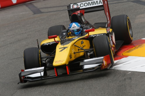Palmer was quickest in GP2 FP. © Alastair Staley/GP2 Series Media Service