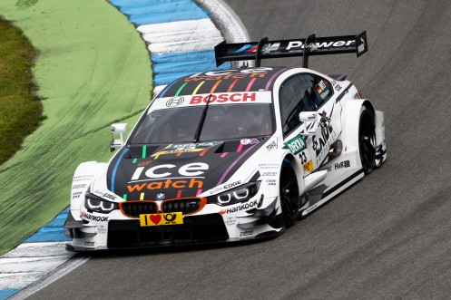 Wittmann starred at Hockenheim. © ITR