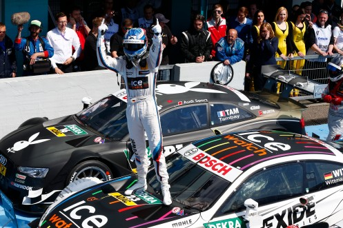 Wittmann won in Hockenheim, but can he repeat? © ITR