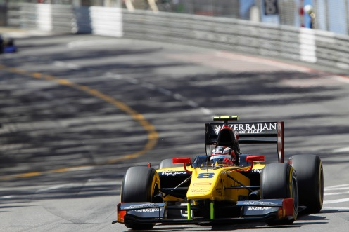 Richelmi won at his Monaco home. © Sam Bloxham/GP2 Series Media Service