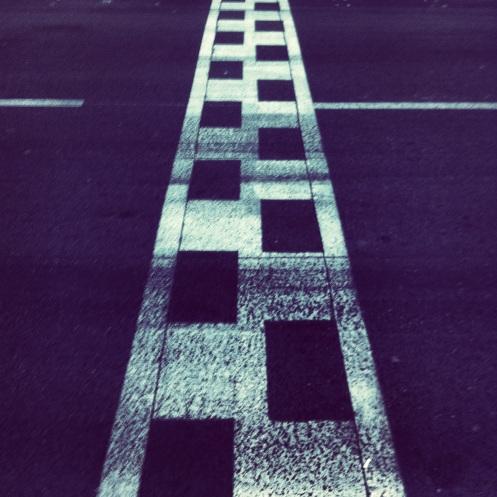 The finish line at Monaco. © Leigh O'Gorman