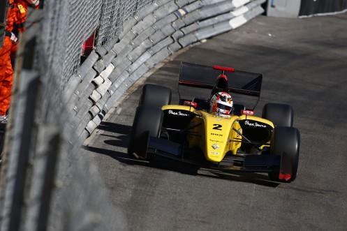 Nato took pole in Monaco. © Renault Sport Media (Photo Florent Gooden / DPPI)