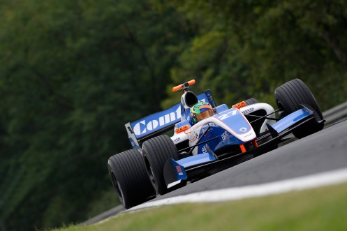 Twynham races for Comtec in FR3.5. © Renault Sport Media.