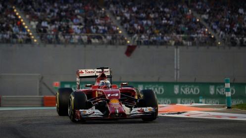 Alonso endured a tough 2014 with Ferrari. © Scuderia Ferrari F1 Team.