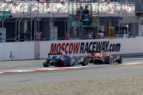 Moscow Raceway proved unpopular in European F3 circles. © FIA F3 Media Services.