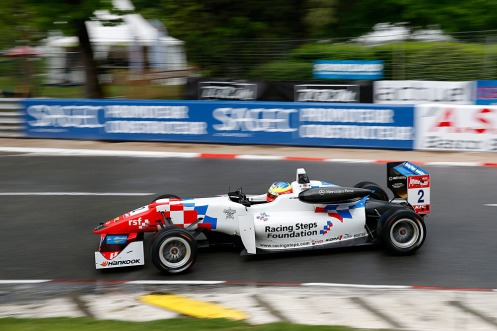2 Jake Dennis (GBR, Prema Powerteam, Dallara F312 – Mercedes-Benz),