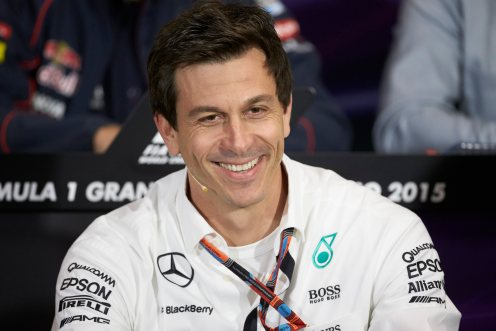 Wolff endured difficult post-race scrutiny. © Mercedes AMG PETRONAS F1 Team