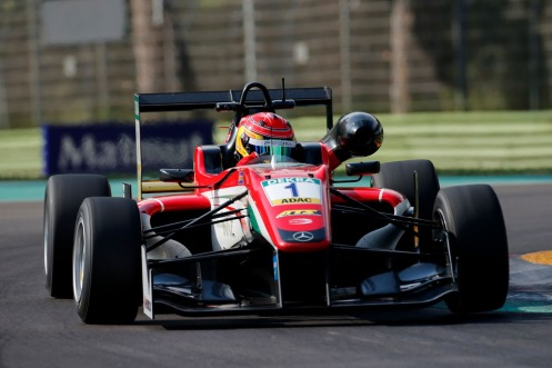 1 Lance Stroll (CAN, Prema Powerteam, Dallara F312 - Mercedes-Benz), FIA Formula 3 European Championship, round 9, Imola (ITA), 30. September - 2. October 2016