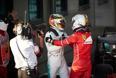 2017 Australian Grand Prix, Sunday - Steve Etherington
