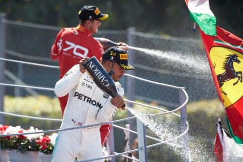 2017 Italian Grand Prix, Sunday - Steve Etherington